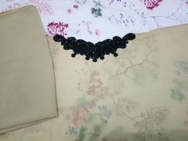 Prelove veil + shawl