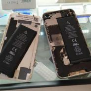 Repair bateri iphone