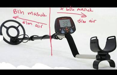 Eurotek pro , teknetics metal detector