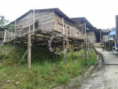 Iban Longhouse (2D1N)