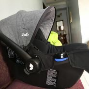 Joie infant carrier