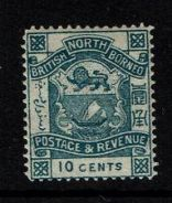 British North Borneo Stamps