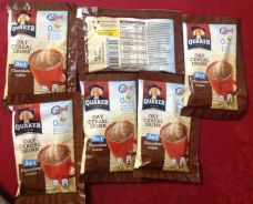 QUAKER Oat Cereal Drink 3in1 chocolate