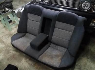 Seat belakang recaro evo2 armrest