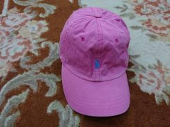 Polo ralph lauren small pony caps one size pink 2