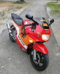 Superbike cbr600 f2