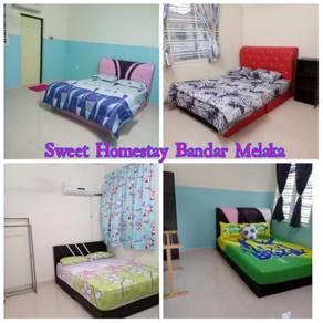 Homestay Melaka - Sweet Homestay Murah