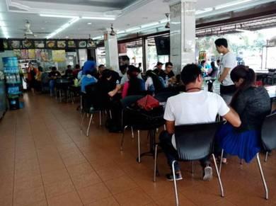 Restoran mamak untuk dijual (negotiable)