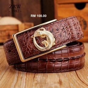 Classic Crocodile stylish belt