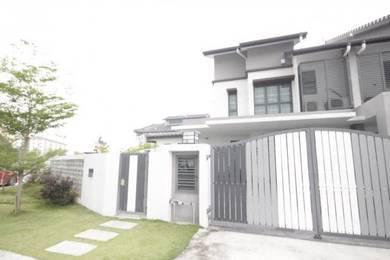 Freehold Fully Renovated &Extended Double Storey Corner Lot Bukit Raja