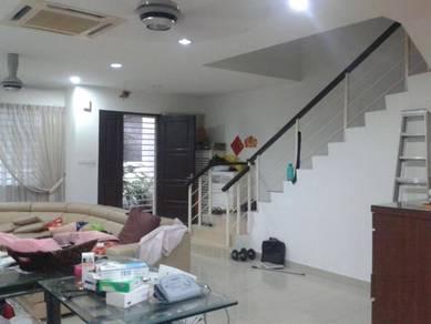 3 sty terrace house Laman Rimbunan Kepong , Kuala Lumpur , KL