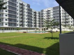 Furnished Condo for sale Kampar
