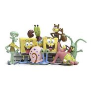 8pcs Set SpongeBob Squarepants Patrick