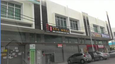 Bukit Mertajam - Kota Permai - new shop - ground floor