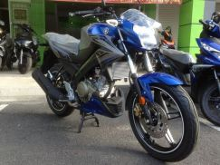 Yamaha fz 150 fi-new 2018 (whatsapp apply)