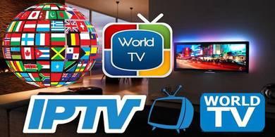 (FULLHD- XTR0) W0nder Android Tv Box decoder iptv