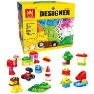Little Builder Designer building blocks for toddle
