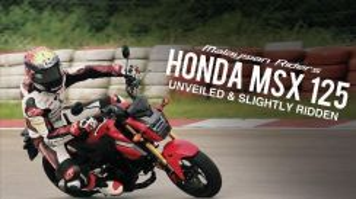 2018 Honda msx 125