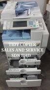 Best deal price mpc3001 machine color photocopier