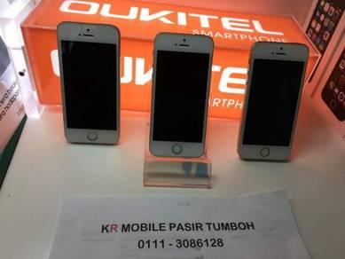Iphone 5s -16gb ada free gift