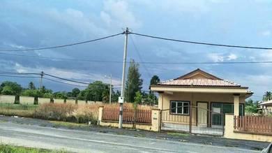 1 sty bungalow house at RPT Dato Seri Kamaruddin 2, Bidor
