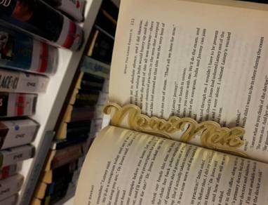 Custom Bookmarks (Doorgift)