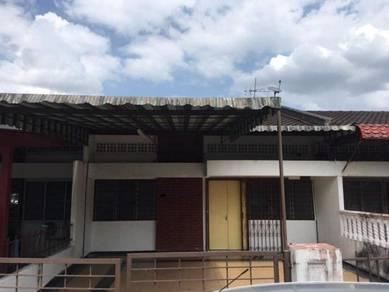 Single storey terrace house for sale Taman Tun Sheikh Rasah Seremban