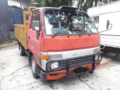 1992 toyota dyna ( m) 2.5d 1 owner
