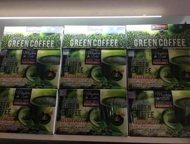 Hannis kopi hijau