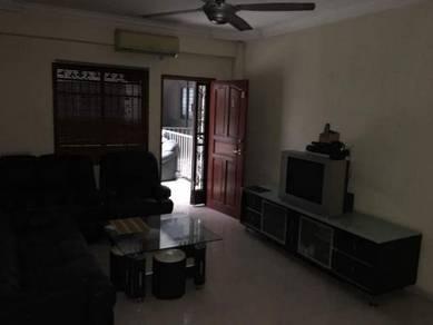 Full Furnished Apartment at Pengkalan Rama ,Bandar Melaka