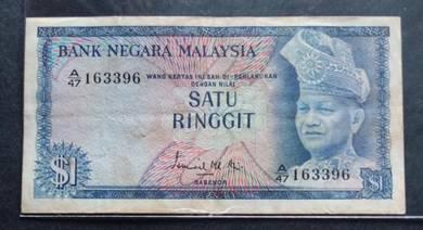 RM1 Ismail Mohd Ali 1st A/47 163396