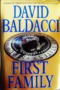 First Family - David Baldacci - Hardcover