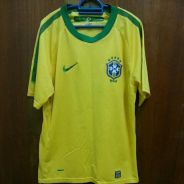 Jersey Brazil Home ( World Cup 2010 )