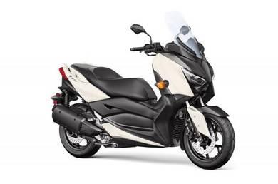 Yamaha xmax 250 xmax250 2018 (Labuan)