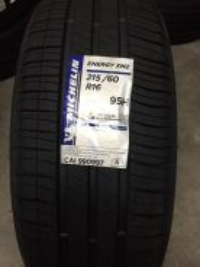 Tayar Baru 215/60 R16 Michelin XM2 New Tyre