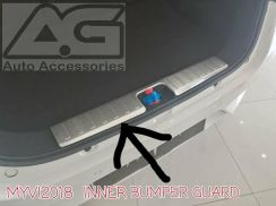 MYVI2018 Rear Inner Bumper Guard FREE install