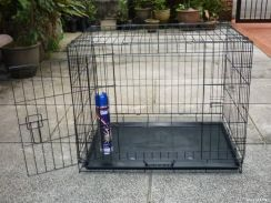 New Animal Cages