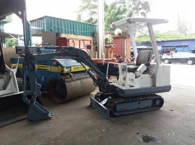 Reconditioned Mitsubishi ME15 Excavator