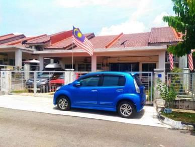 Single Stry Terrace #Nusari Aman #Bandar Sri Sendayan #Seremban