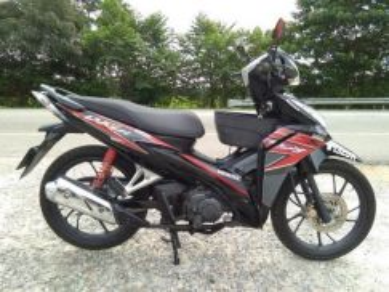 Honda Dash model baru Starter