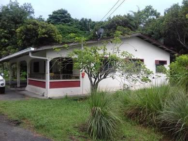 House in kerupang labuan