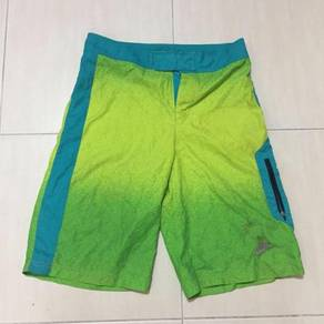 Nike green shorts size XL W31