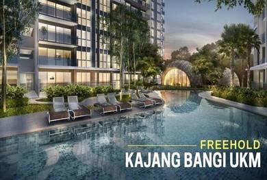 Kajang bangi ukm new condo freehold