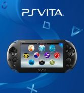 Sony ps vita 2k (black)