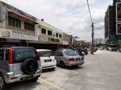 Petaling Jaya section 17 shop lot office