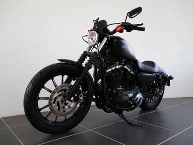 Harley Davidson Sportster 883 Iron unreg 2015