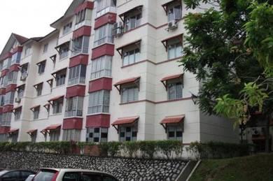 Block B, Jalan TKK 2/3, Puncak Kinrara, Bandar Kinrara, Puchong [EPF]