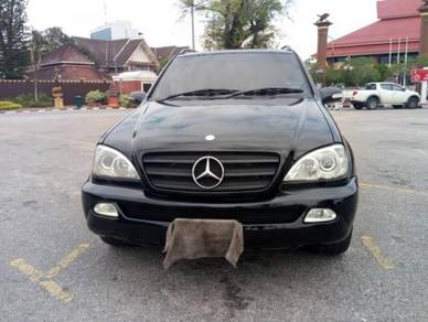 Mercedes M320 Still good Condition to Release