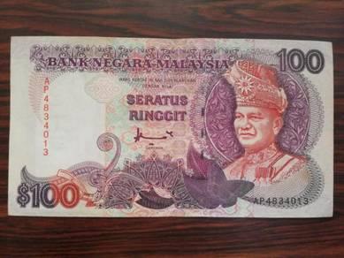 RM100 Ahmad Don 7th Last Prefix AP (GEF)