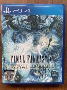 Ps4: Final Fantasy XV Royal Edition [R3/ENG]